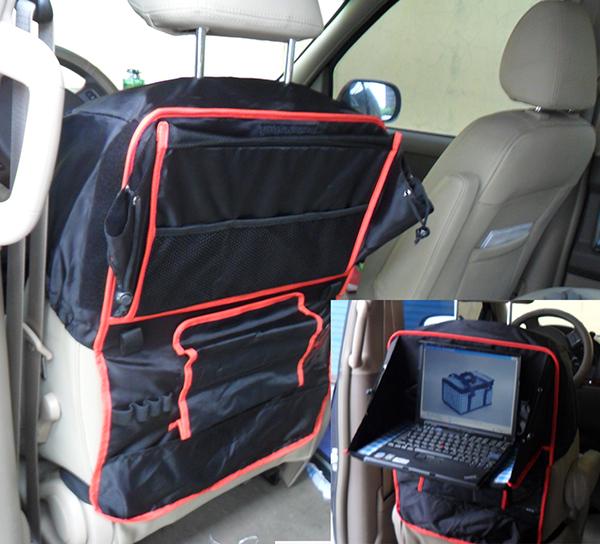 汽车座椅挂收纳盒架