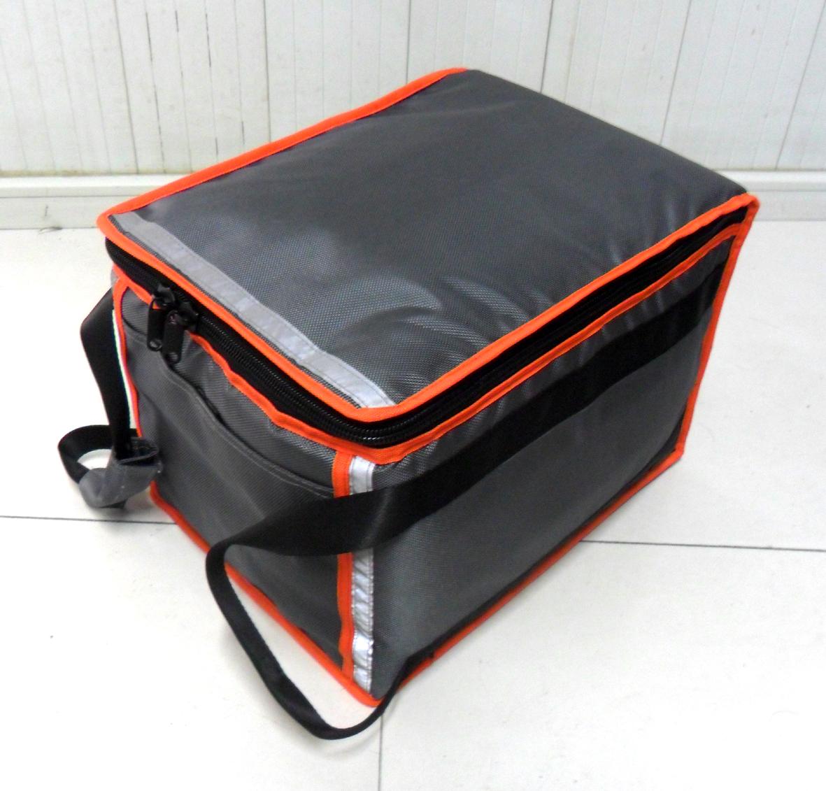 黑色外送箱