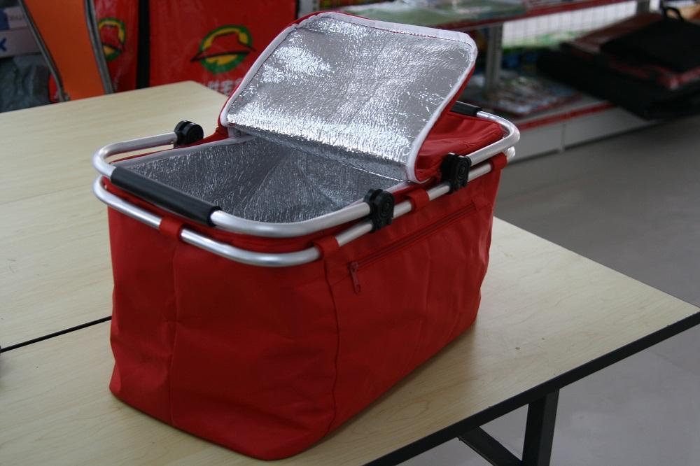 红色保温包